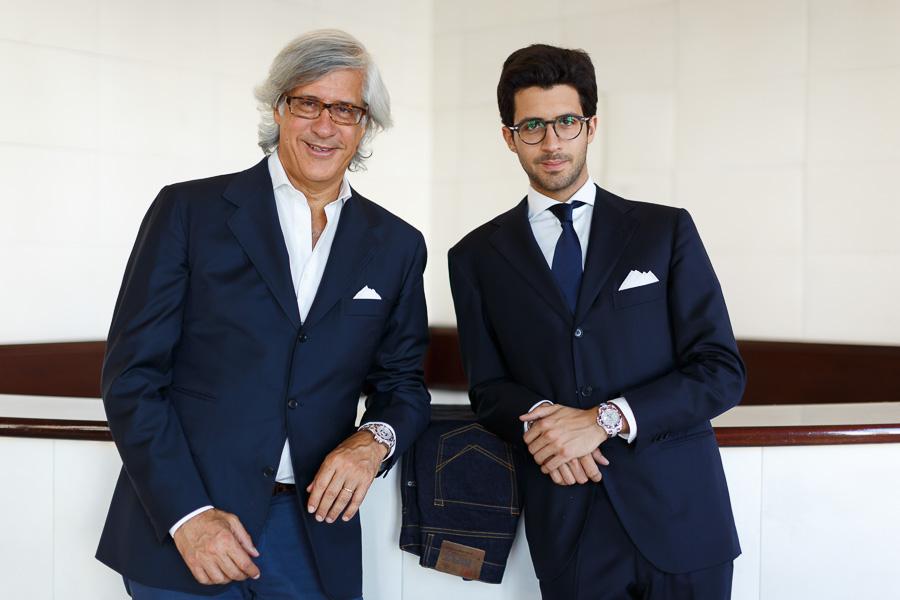 Giulio Fratini, Sandro Fratini