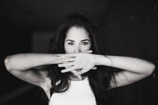 Model Melissa Pini
