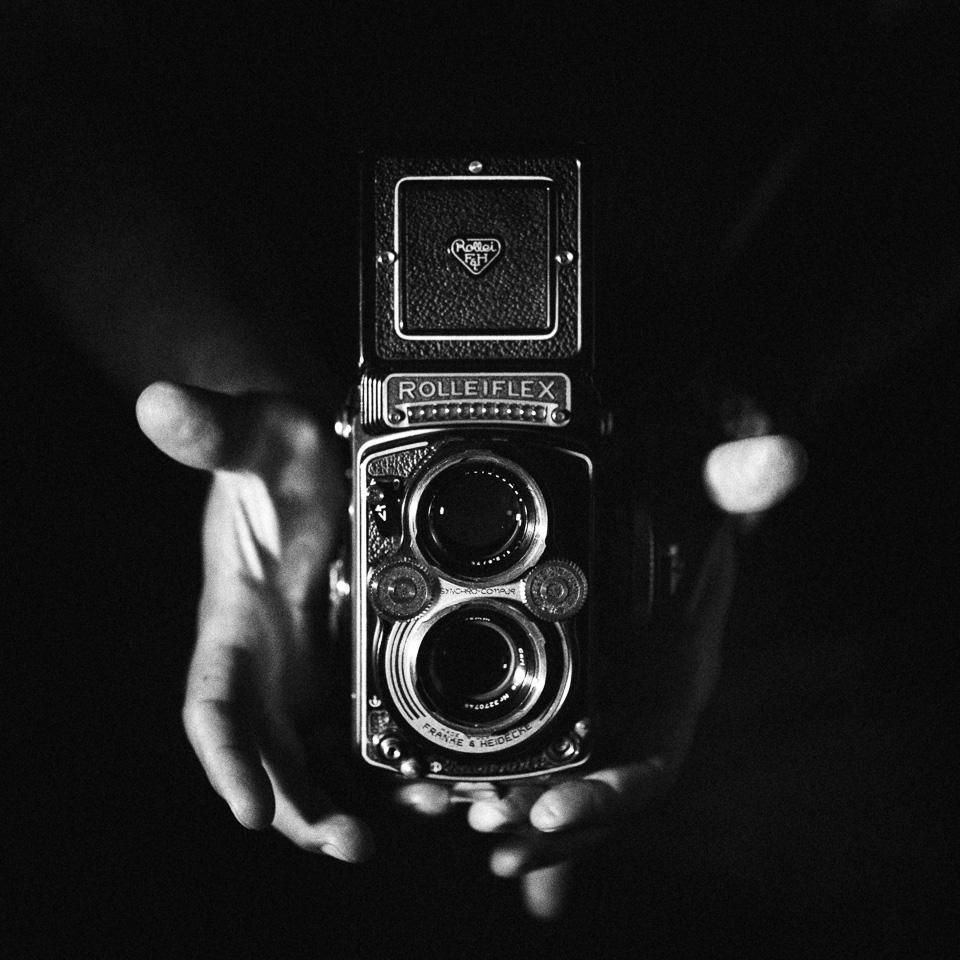Rolleiflex 3.5F