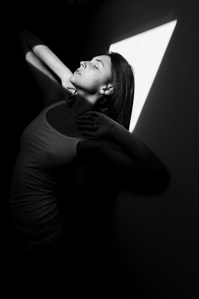 Erika Albonetti, model, glamour